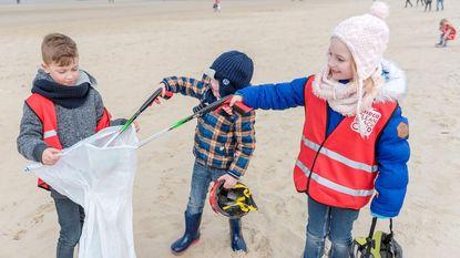 Stranden 5,5 ton afval armer dankzij 3.748 vrijwilligers