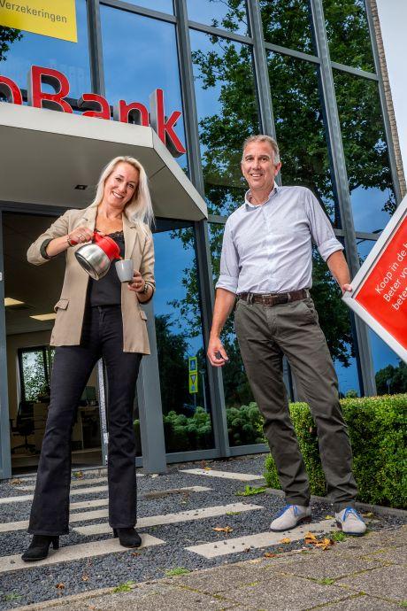 Waar grote banken wegtrekken bloeit de RegioBank: 'We zitten in de buurt, voor de klant enorm belangrijk'