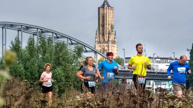 Alles is anders bij de Bridge to Bridge in Arnhem met een curieus parcoursrecord