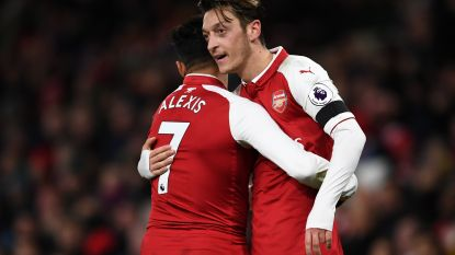 Özil & Sánchez: grootverdieners, maar last voor hun club