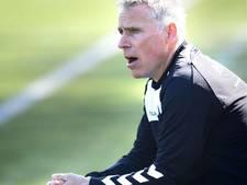 Trainer Beverdam verlaat Voorwaarts na drie seizoenen