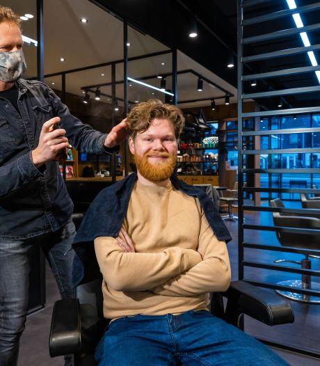 Versoepelingen in Brabant: kappers al in de vroege ochtend open en winkelen kan weer op afspraak