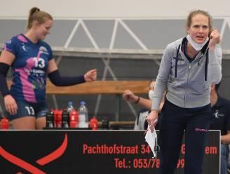 """Fien Callens (VC Oudegem): """"De eindsprint naar de play-offs is begonnen"""""""