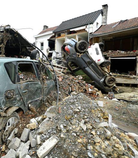Les sinistrés non-assurés peuvent introduire leur demande d'indemnisation à la Région