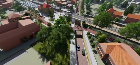 Spoortunnel in Rijen wordt minder steil, gemeente komt fietsers tegemoet