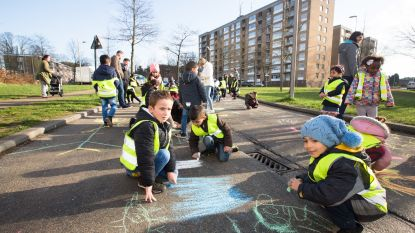 Sint-Jozefinstituut in Bokrijk krijgt school- en fietsstraat