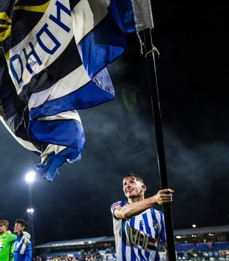 FC Eindhoven is Helmond Sport voorlopig de baas, qua punten en qua gevoel