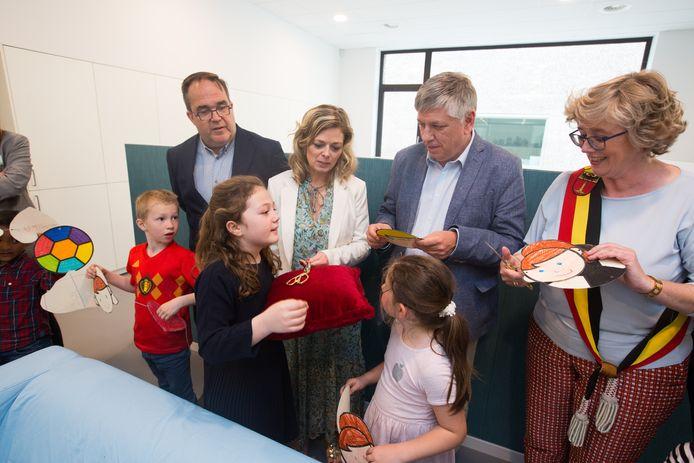 Opening huis van het kind in Sint-Truiden