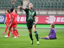 Bloodworth scoort twee keer bij ruime zege Wolfsburg op FC Twente