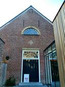 De gerenoveerde kapel is de onbekende parel van Filip Lebbe.