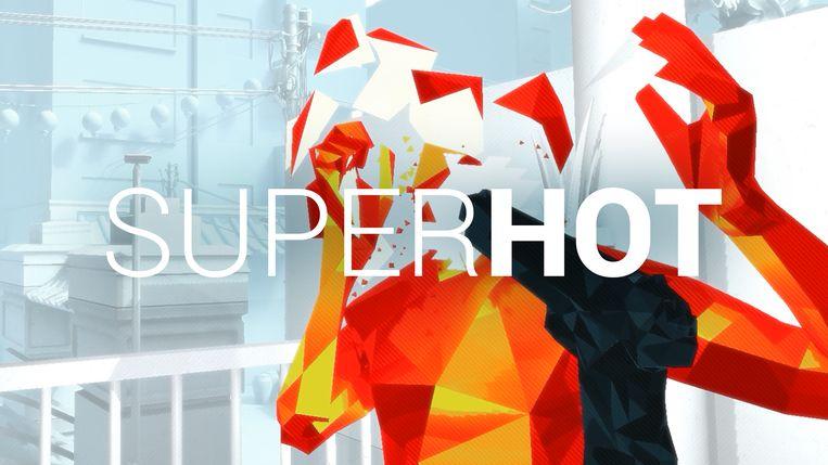 'Superhot' is een bijna perfecte match met vr. Beeld Superhot Team