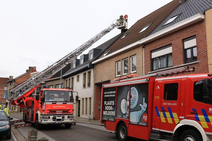 Vorig jaar moest de brandweer 52 keer uitrukken voor een schouwbrand.