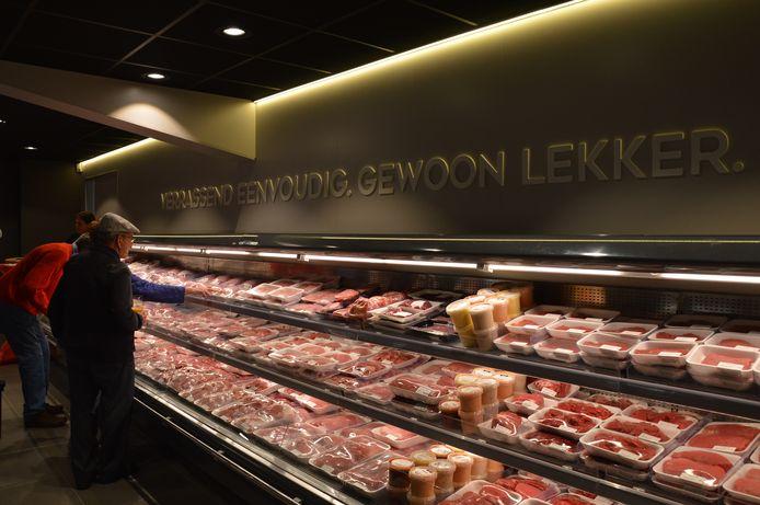 De nieuwe Bon'Ap-maaltijdwinkel in Ninove.