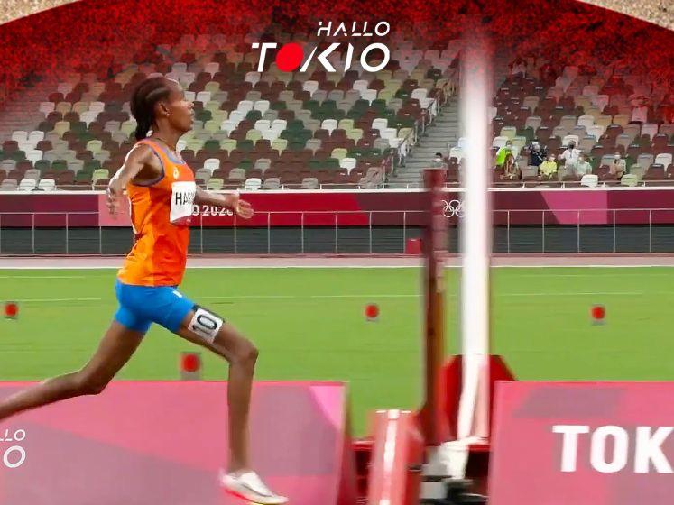 Bekijk hier de sensationele gouden race van Sifan Hassan