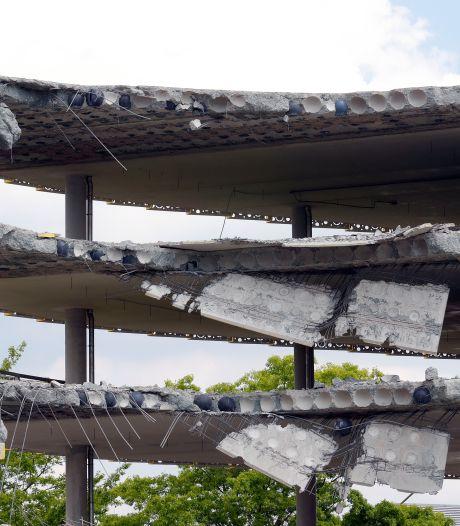 Onafhankelijk onderzoek naar instorten garage Eindhoven Airport