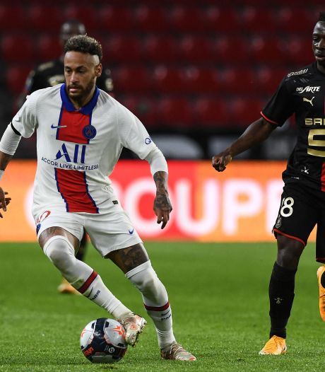 Rennes barre la route du titre au PSG