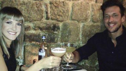"""Wendy en Damiano klinken op hun scheiding: """"Happy divorce"""""""