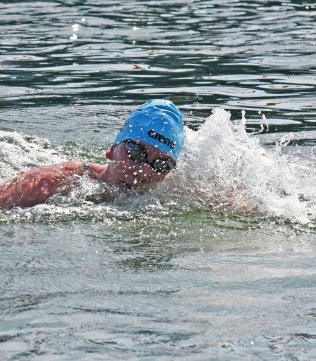 Herkansing voor Zwartepolder Zeezwemtocht met ruim 200 deelnemers