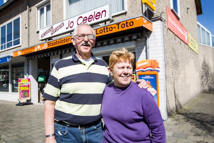 Toni en Mieke van den Bergh.