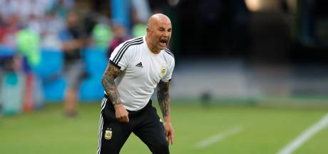 Santos strikt Sampaoli als nieuwe coach