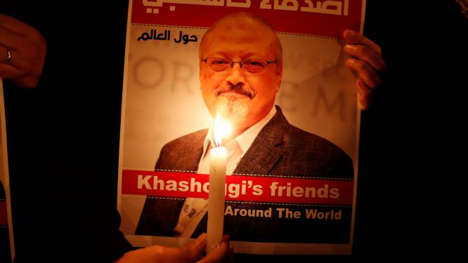 """""""Leden van commando verantwoordelijk voor moord op  journalist Jamal Khashoggi werden opgeleid in VS"""""""