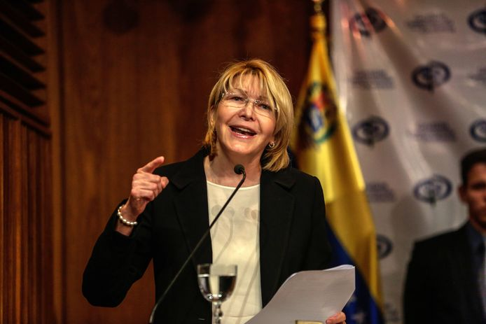 Procureur-generaal Luisa Ortega Diaz