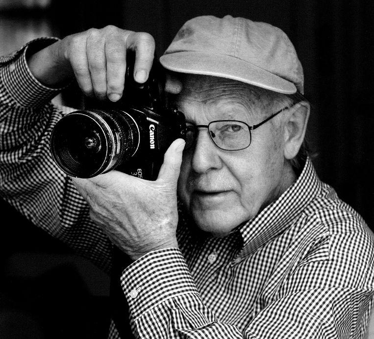 Eddy Posthuma de Boer: 'Ik ben een man met twee geheugens. Mijn eigen geheugen en mijn archief.' Beeld Edyy Posthuma de Boer