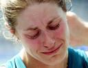 Jane Saville is ontroostbaar na haar diskwalificatie.