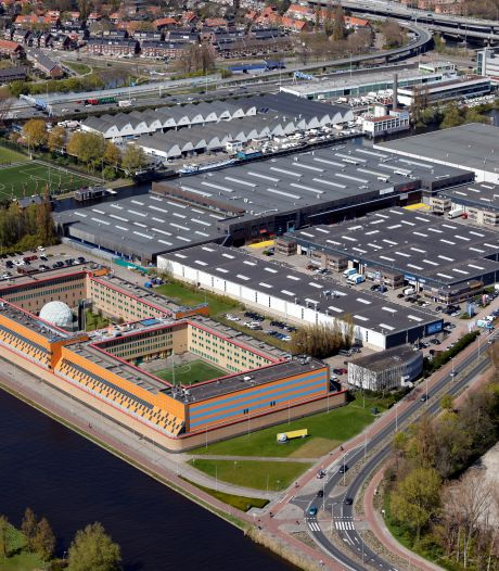 Drone blijkt populair middel om drugs in gevangenis De Schie te krijgen