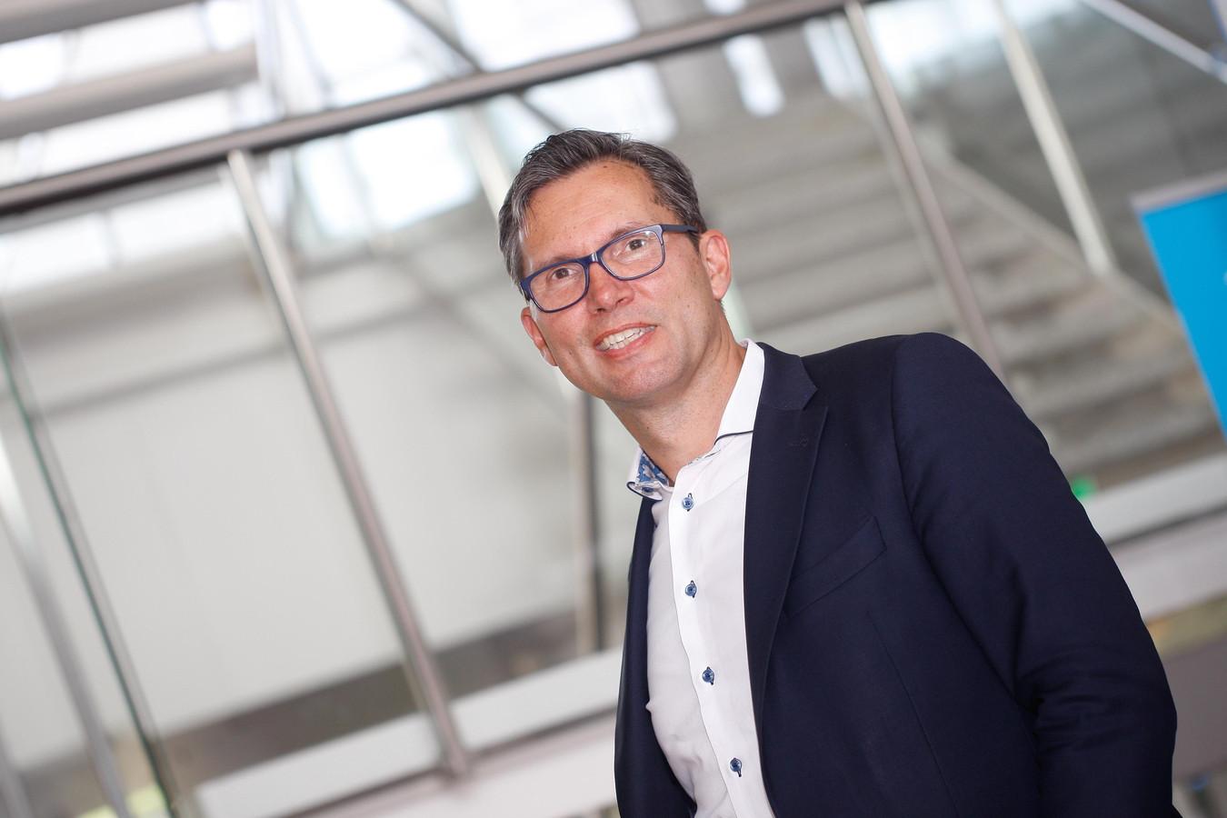 Bart Jan Freriks, algemeen directeur van Engie Services West