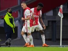 Antony ook tegen Vitesse redder in nood voor ondertal Ajax
