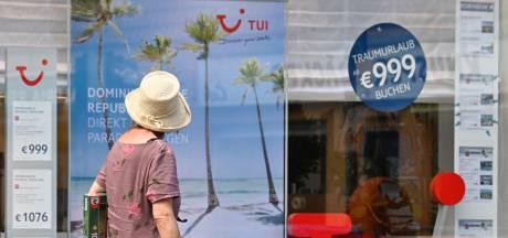 TUI verliest ruim 1 miljard euro door reisrestricties