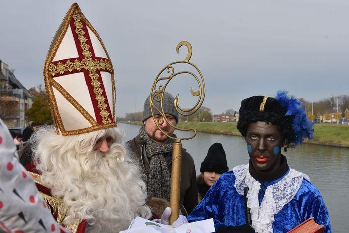 Sinterklaas in Kapelle-op-den-Bos