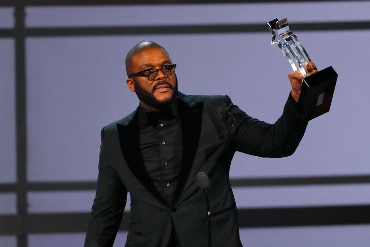 Ook regisseur Tyler Perry krijgt een prijs.