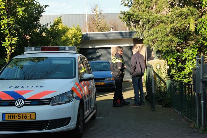 Overval aan de Duizeldonksestraat in Helmond