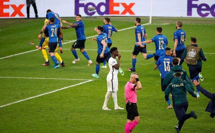Oubliée les finales perdues en 2000 et en 2012, l'Italie renoue avec la gloire européenne.