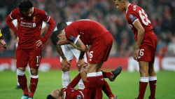 Oxlade-Chamberlain mist hoogstwaarschijnlijk WK na stevige tussenkomst Roma-verdediger