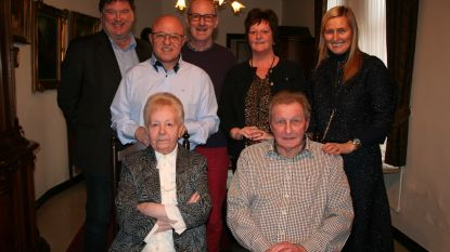Leon (88) en Anna (85) vieren briljanten huwelijk