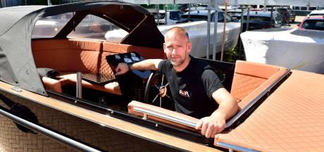 Water van Reeuwijkse Plassen stroomt door Arjans bloed. Nu verkoopt hij zelfs boten in Amerika