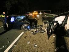 Spookrijder veroorzaakt ernstig ongeluk op A67 tussen Lierop en Asten