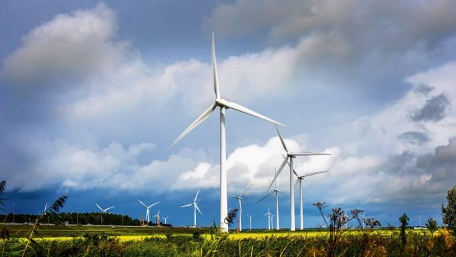 Windmolens draaien verlies door gebrek aan wind