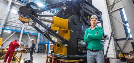 Uitvinding van het Haagse Seaqualize maakt plaatsen windturbines op zee makkelijker en goedkoper