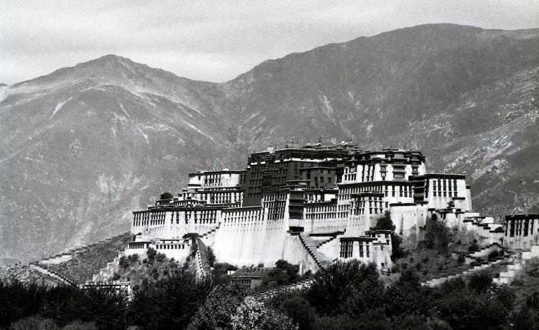 Tibet, augustus 1980. Beeld Gamma-Rapho via Getty Images