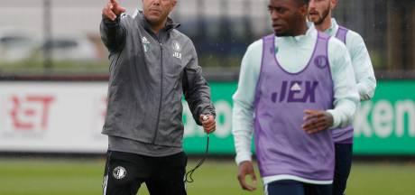 Feyenoord-trainer Slot heeft met rechtsback Holmgren Pedersen volgende aanwinst binnen