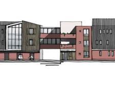 Beetje vreemd? Luchtbrug verbindt noodgedwongen appartementen aan Rijssense Haarstraat