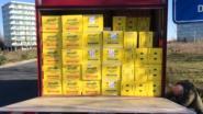 Antwerpse politie stopt vrachtwagen die liefst 2 ton te zwaar beladen is met... WC-papier