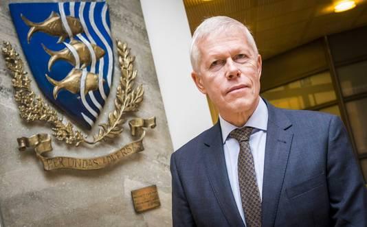 Rob Bertholee, directeur-generaal van de Algemene Inlichtingen- en Veiligheidsdienst (AIVD)