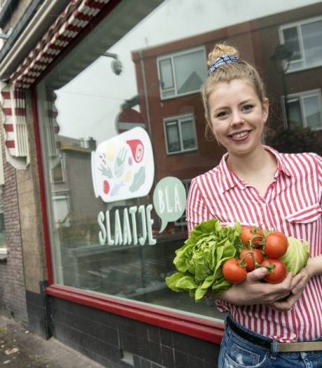 Arnhemse TV-kokkin opent salad-bar