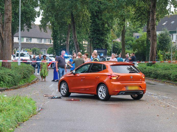 Op de Rembrandtlaan in Ede heeft zaterdagavond een steekincident plaatsgevonden