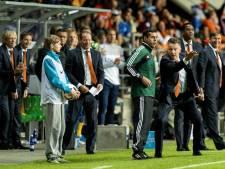 Louis van Gaal: 'Ook Wesley sneeuwde onder'